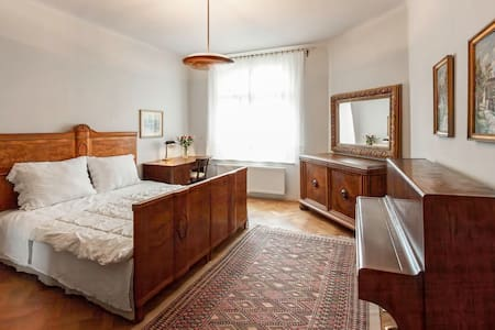 CHARMING FLAT PRAGUE1, PRIVATE BATH - Praga - Apartament