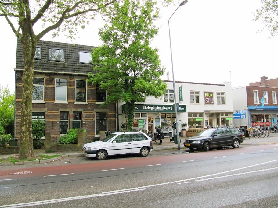 Sfeervol huis met gezellige tuin stadswoningen te huur for Huis te huur in gelderland
