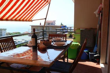 Casa al mare a 150 metri dalla spiaggia - Santo Stefano al Mare - Pis