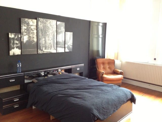 Spacious Room in the city's heart 2 - Ghent - Rumah