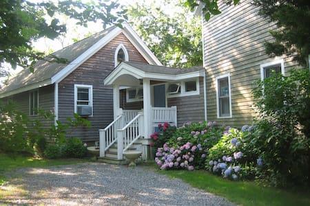 Serene Garden Cottage