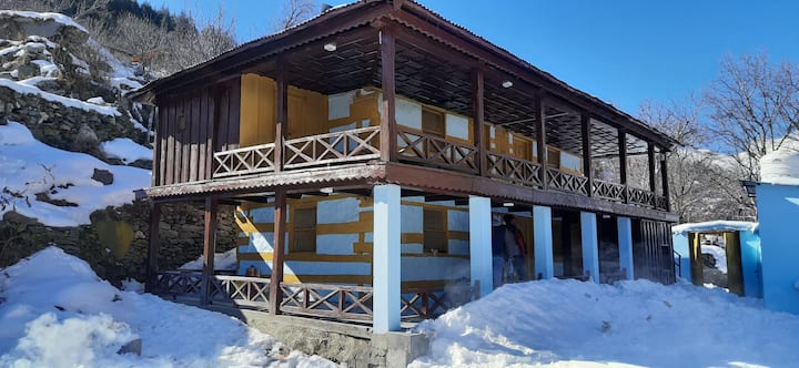 Mountain Village Stay - Dharali Heights Harsil