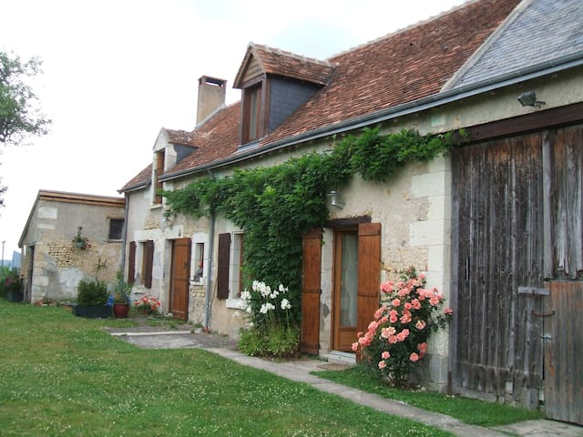 Country getaway in the Loire Valley - Beaumont-Village - Casa