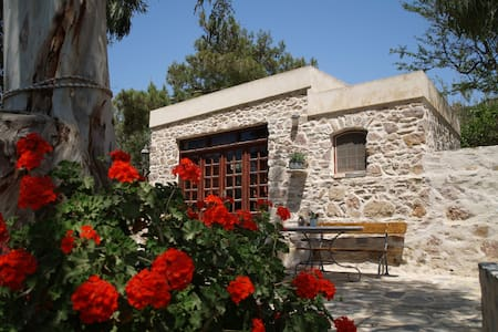 Traditional studio, farm holidays - Syros - Dům