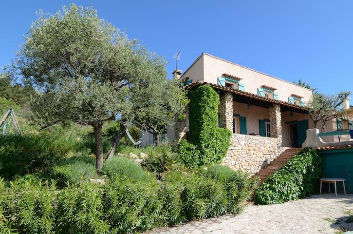 villa avec piscine Marseille  Aix - Cadolive - Villa