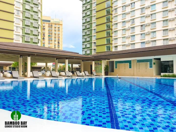 Fully Furnished Condo with WIFI (Long Term Rental)