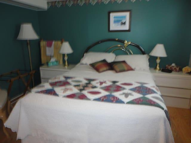 gite entre mer et monts (chambre 2) - Tadoussac (Baie Sainte-Catherine) - Bed & Breakfast