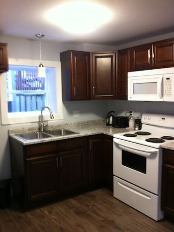 Beautiful 1 bedroom apartment in great location - St. John's - Apartment