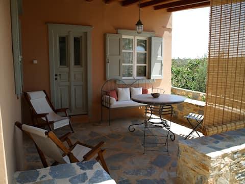 Lavender cottage - Rural accommodation on Syros