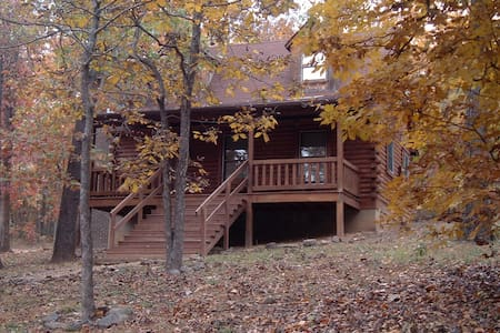 Cozy Cabin in the Beautiful Ozarks - Alpena