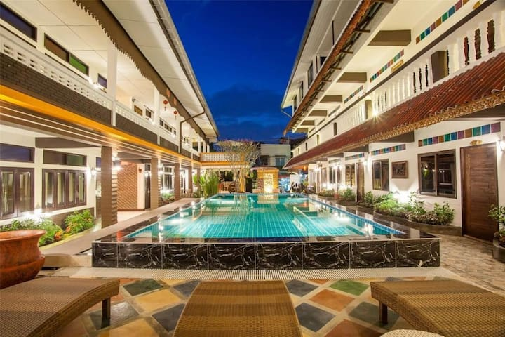 Chiangmai Old town guest house - Chiang Mai - Guesthouse