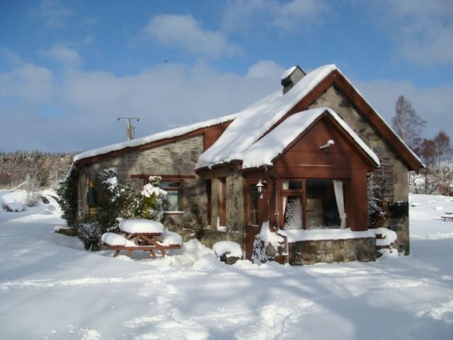 Highland Holiday Cottage, Kincraig, Cairngorms