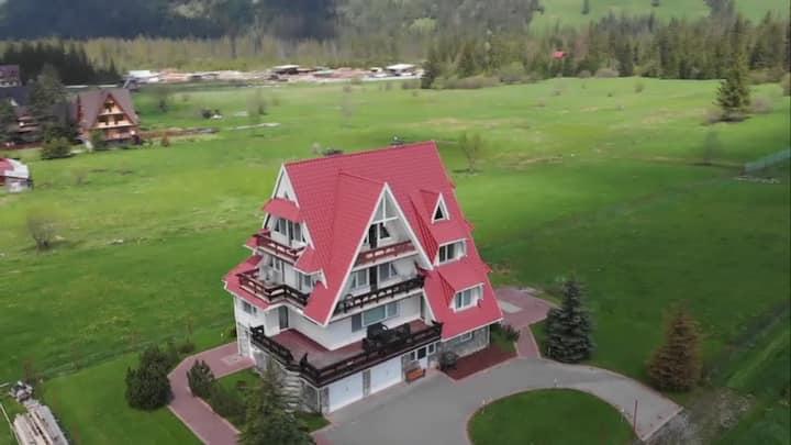 Villa Teddy Murzasichle I Zakopane  2  Suites