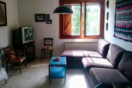 Apartamento bohemio en el Pirineo (Laspaúles) - Laspaúles