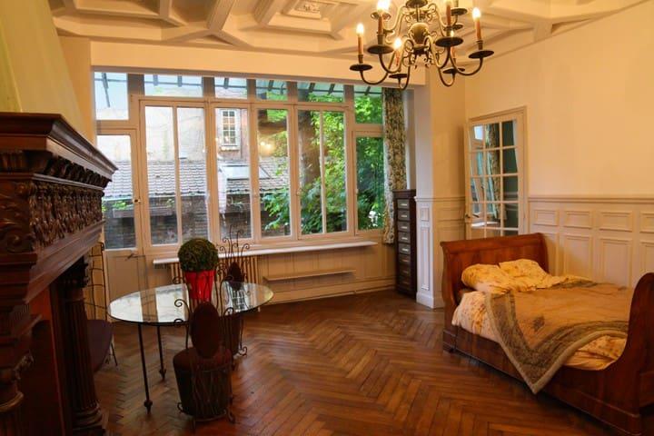 Charming house, 700 sq feet flat