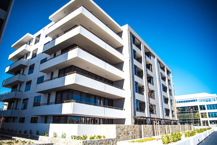 Quiet 1BR in the heart of Canberra - Barton - Apartment