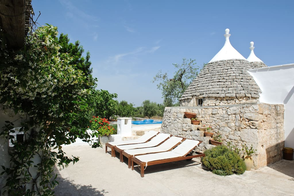 Trulli del Gelso