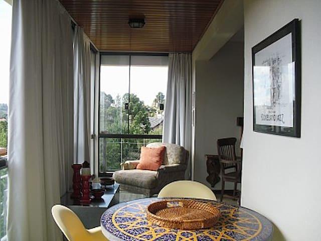 Conforto, Descanso e Lazer na Serra - Campos do Jordão - Appartement