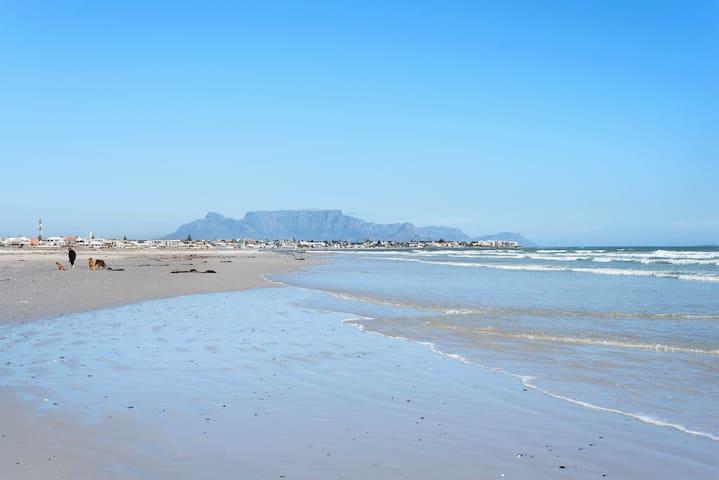 Beach (200m / 3 min)