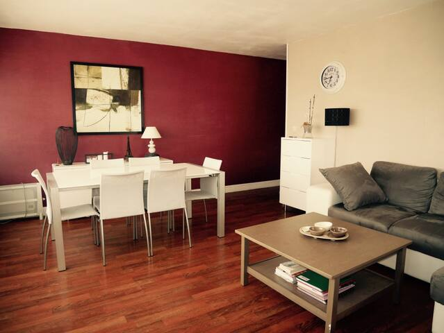Room / Acces to the apartment - Mons-en-Barœul - Leilighet