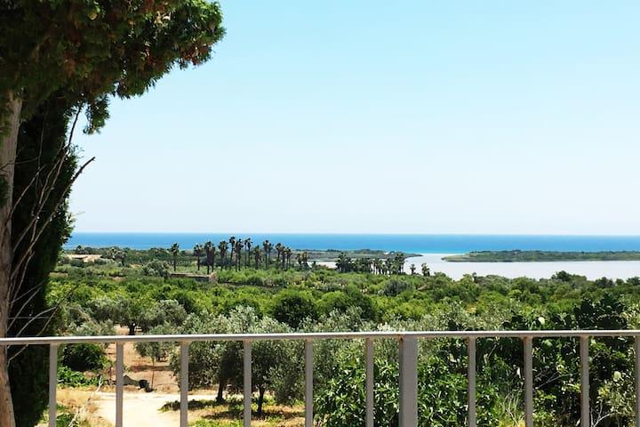 Casa Sichilli, Vendicari Natural Reserve