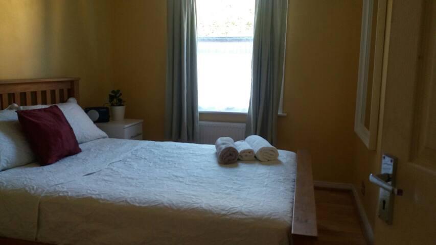 Clean Bed Linen