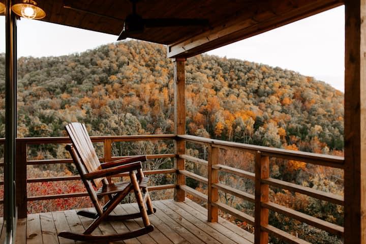 Scenic Mountain Lodge on Sardis Lake, Clayton Ok.