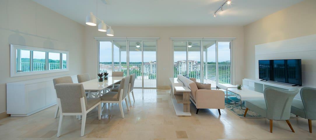 OFFICIAL Buenaventura Rentals: (302) Apartment in Puntarena Ocean Village, Buenaventura, Panama's Pa