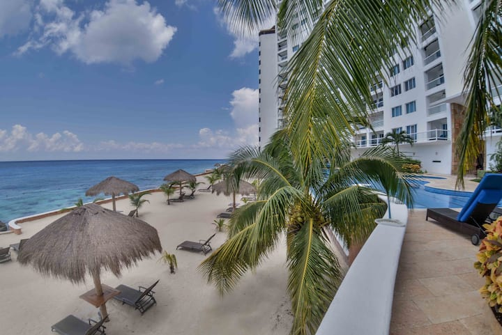 Villa 9 at Peninsula Grand Cozumel!
