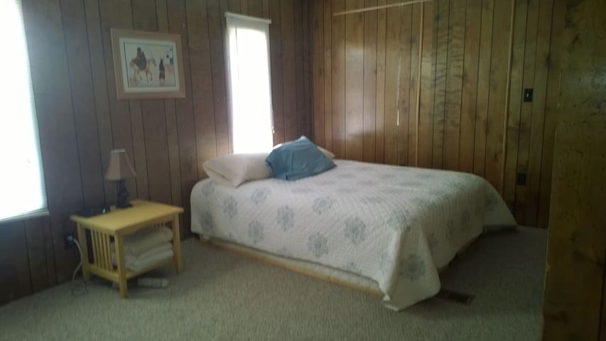 Comfortable room with cozy bed - Buena Vista