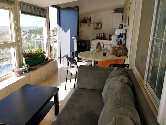 Beautiful apartment in the mountains of Jerusalem