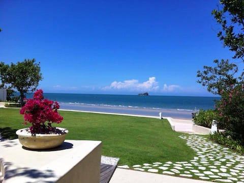 Chelona beach front condominium