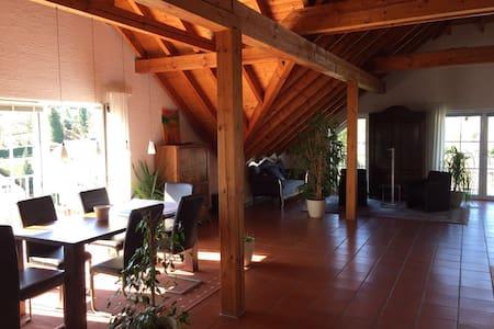Maisonette Wohnung 140qm gehobener Anspruch - Solms - Wohnung