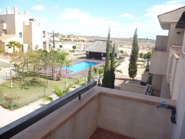 HL 014 2 Bedroom Apartment,HDA golf resort, Murcia