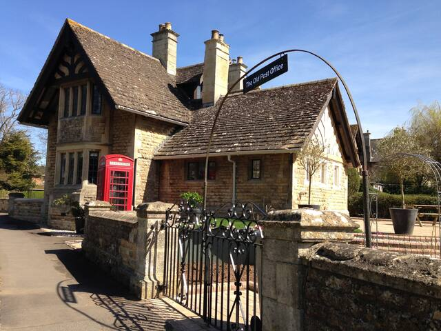 COTTAGE IS IN CENTRE VILLAGE OPPOSITE THE FINCHES PUB
