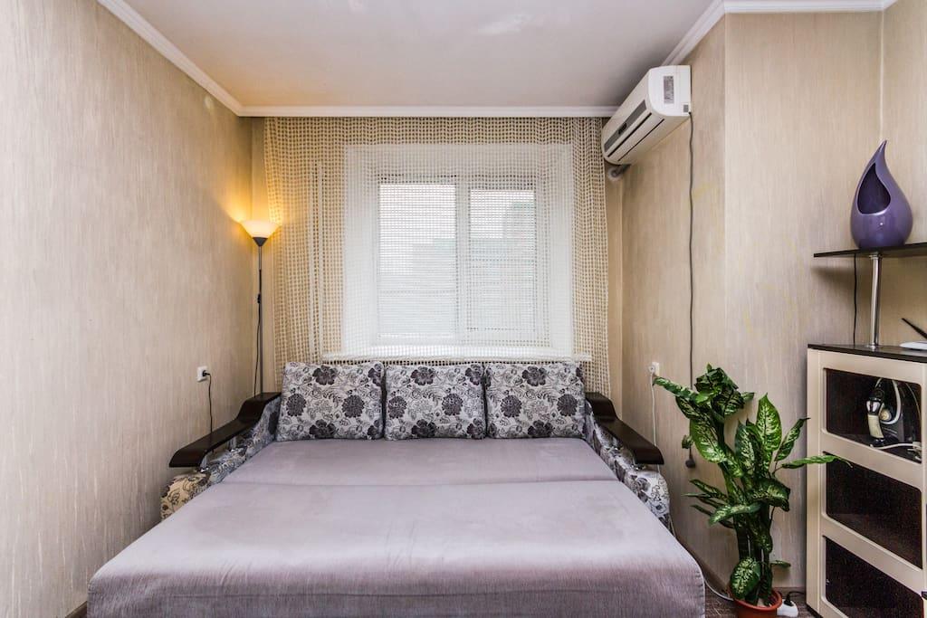 диван с ортопедическим основанием, гарантирует вам приятный сон