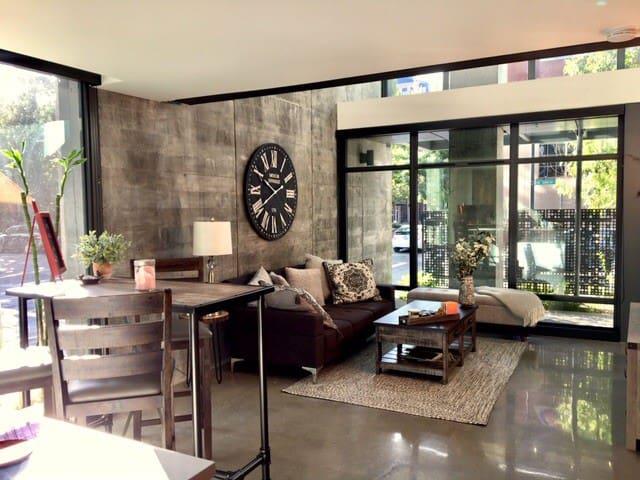 Glass, Concrete & Steel Meets Architectural Digest