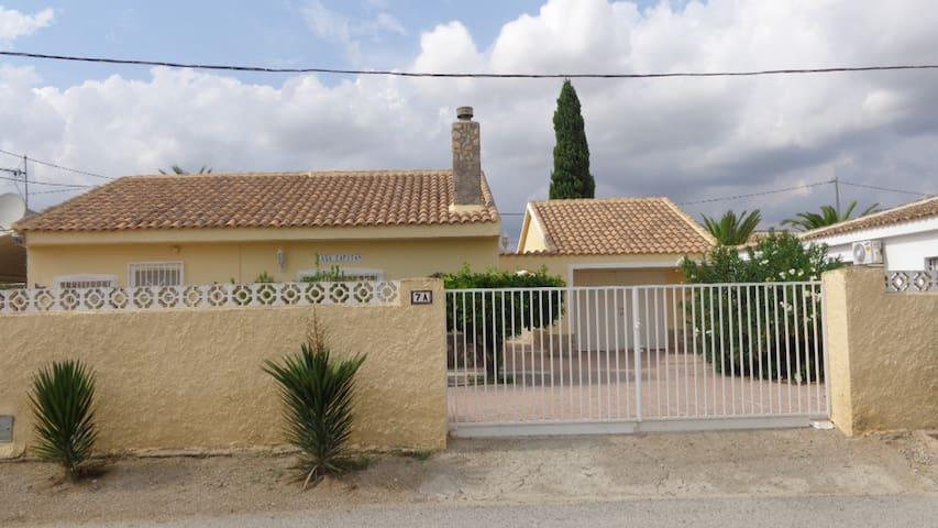 Villa Capitan