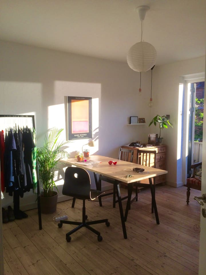 Shared Cozy Nørrebro Apartment