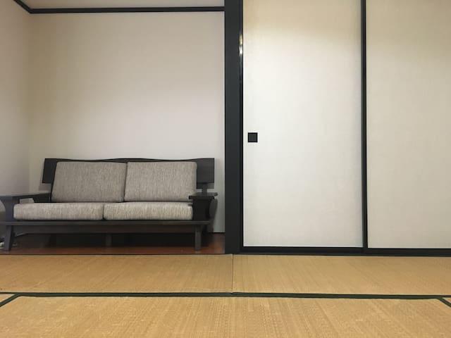 Nozawa Onsen BASECAMP #102 Two Bedroom Apartment