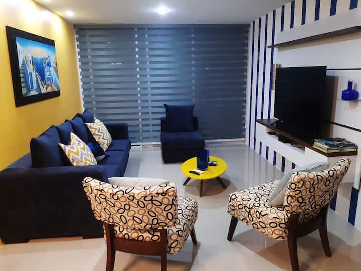 Apartamento de confort y placer en Punta Centinela