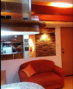An Awesome Place to Chill with Unlimited Wi-Fi - Quezon City - Wohnung