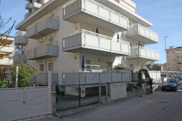 Apartamento a 150mt dal mare interno 5