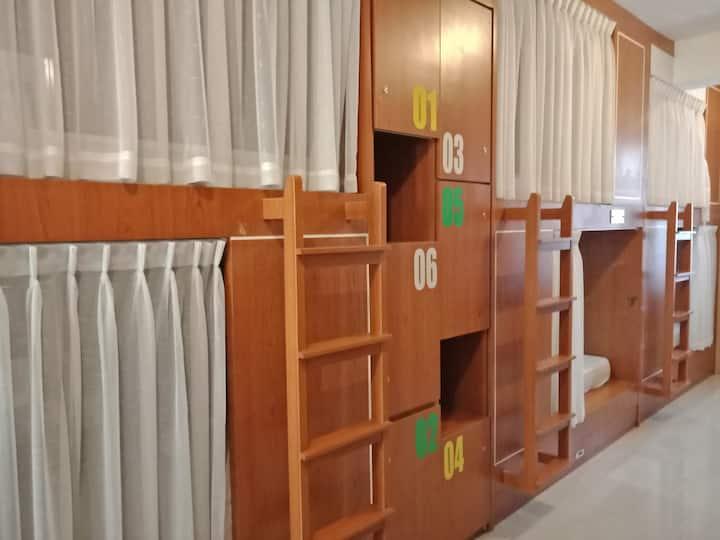 4 SleepBox @Bogor Cabin Inn Tajur Bogor