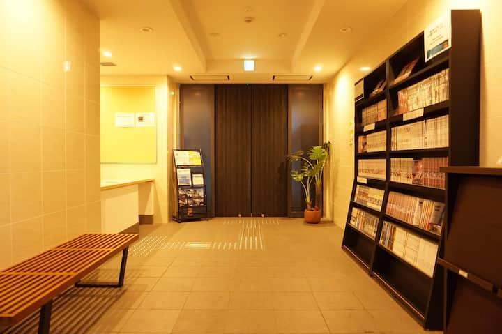 湘南の綺麗なアパートメントホテルでテレワーク楽しめます
