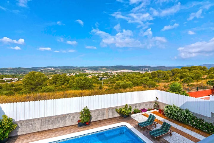 Catalunya Casas: Magnificent Villa Vendrell for 7-8 guests, only 6.8km to the beach!