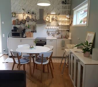 Nice private place on lovely Rossö, Strömstad