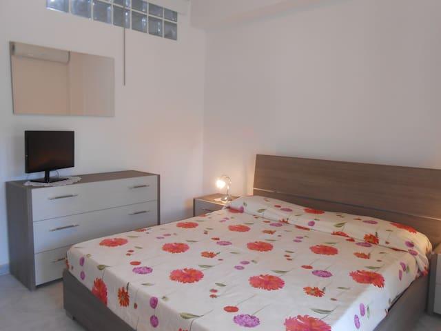 Appartamento vicino Taormina - Roccalumera - Lägenhet