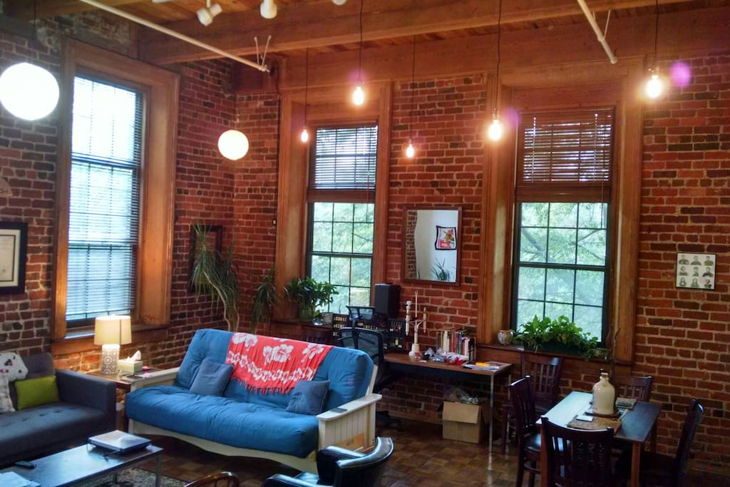 Beautiful Historic Apt In The Heart Of Downtown Apartments For Rent In Richmond Virginia