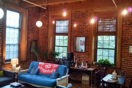 Beautiful Historic Apt. in the Heart of Downtown! - Richmond - Wohnung